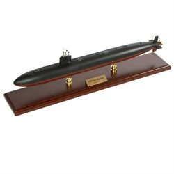 Los Angeles Class Submarine Model (1 - 192 Scale)