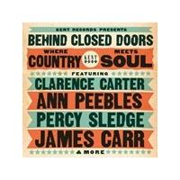 Various Artists - Behind Closed Doors (Where Country Meets Soul) (Music CD)