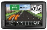 The TomTom VIA 1605TM Automobile Portable GPS Navigator provides a clear view of directions, menus and more