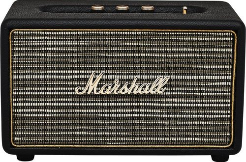 Marshall Headphones Acton M-accs-10126 Portable Bluetooth Speaker - Black