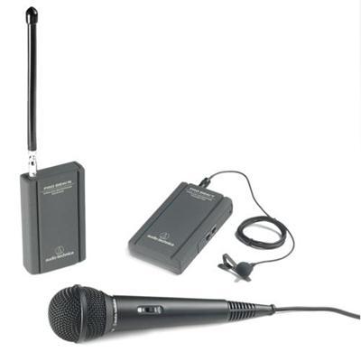 Audio - Technica Atr288w Atr 288w - Microphone - Black