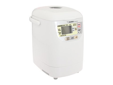 Zojirushi BB-HAC10WB Home Bakery Mini Breadmaker Individual Pieces Cookware - White