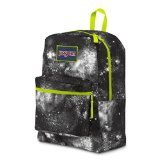 JanSport Overexposed Backpack T08W (Multi Overexposed Galaxy)