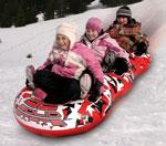 Airhead Ahsn-32 Airhead Triple Snow Tube