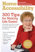 Written by the best-selling author of Multiple Sclerosis: 300 Tips for Making Life Easier  and Parkinson's Disease: 300 Tips for Making Life Easier, Home Accessibility: 300 Tips for Making Life Easier is designed to help people with chronic illness, physical disability, temporary or permanent (including low vision, blind, hard of hearing, the Deaf, and others), and age-related limitations make their homes safer and more accessible without costly remodeling or structural changes
