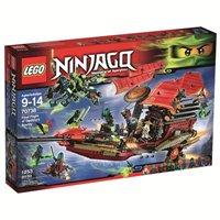 Lego Ninjago Final Flight Of Destiny's Bounty 70738 By Lego(r)