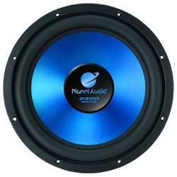 Planet Audio ANARCHY ACR154D Woofer - 1200 W RMS - 24 Hz to 1.50 kHz - 4 Ohm