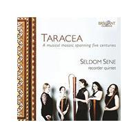 Taracea: A musical mosaic spanning five centuries (Music CD)