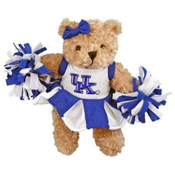 Kentucky Wildcats UK NCAA Cheerleader Bear