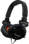 Panasonic Rp-djs400-k Rp-djs400 Dj Street Model Headphones