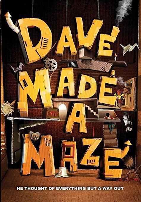 Nick Thune & Meera Rohit Kumbhani & Bill Watterson-Dave Made a Maze