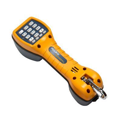 Fluke Networks 30800001 Networks Ts30 Test Set With Piercing Pin Clips - Telephone Test Set