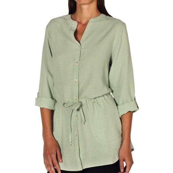 ExOfficio Gill Cover Shirt - UPF 20, Long Sleeve (For Women)