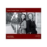 Janácek, Prokofieff, Poulenc: Violinsonaten (Music CD)