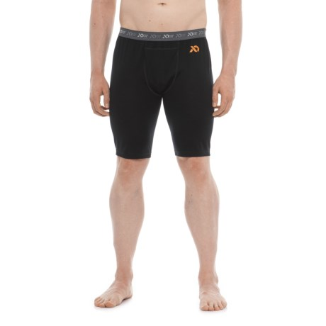 Red Desert Base Layer Shorts - Merino Wool (for Men)
