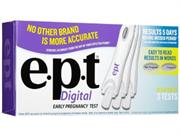 E.p.t. Certainity Pregnancy Test - 2 Each