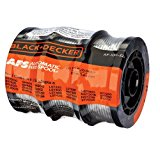 "BLACK DECKER AF-100-3ZP 30ft 0.065"" Line String Trimmer Replacement Spool, 3-Pack"