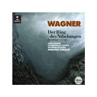 Wagner: The Ring - Symphonic Excerpts (Music CD)