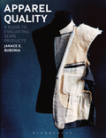 This user-friendly guide to evaluating apparel quality presents the roles of product designers, manufacturers, merchandisers, testing laboratories, and retailers from product inception through the sale of goods, to ensure quality products that meet customer expectations