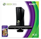 Xbox 360 4GB Console with Kinect