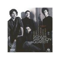 Signum Saxophon Quartet Plays Ravel, Grieg, Schostakowitsch, Iturralde, Bartok, Escaich (Music CD)