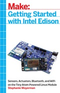 Getting Started With Intel Edison