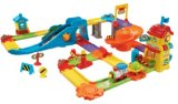 VTech 80-146700 Go! Go! Smart Wheels Train Station Playset