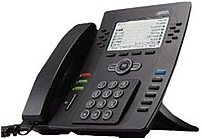 The 1200769E1B IP 706 is a stylish easy to use six button business class VoIP phone that is compatible with ADTRAN's IP Telephony IP Business Gateway and PoE Switches