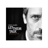 Hugh Laurie - Let Them Talk (Deluxe Edition) (Music CD)