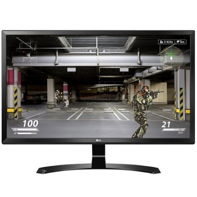 Lg Electronics 27mu58-b 27 Class Ultra Hd 4k Monitor - 3840x2160 Resolution  16:9 Aspect Ratio  5ms (gtg)  250nits  178/178 Viewing Angle  1000:1 Contrast Ratio