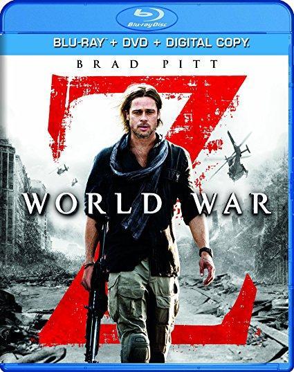 Brad Pitt & Mireille Enos & Marc Forster-World War Z