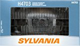 SYLVANIA H4703 Basic Halogen Headlight 92x150, (Pack of 1)