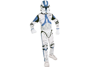 Kid's Clone Trooper Star Wars Costume
