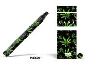 Designer Skin For Ago G5 Vape -  Weeds Black