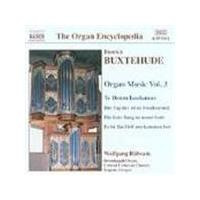 Buxtehude: Organ Works, Vol 3