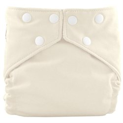 FuzziBunz Perfect Size Diaper - Extra Small, Snowflake