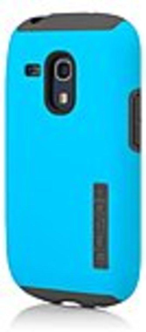 Incipio Dualpro Smartphone Case - Smartphone - Cyan / Gray