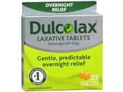 Dulcolax Laxative Tablets -- 25 Comfort Coated Tablets