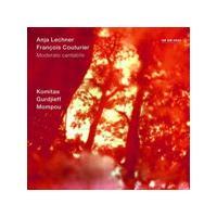 Anja Lechner & François Couturier - Moderato Cantabile - Komitas, Gurdjieff & Mompou (Music CD)
