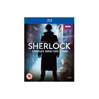 Sherlock - Series 1 and 2