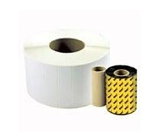 Wasp 633808431150 WWX Label Ribbon is a general purpose ribbon particularly adapted to standard label printing where good mechanical resistance is required