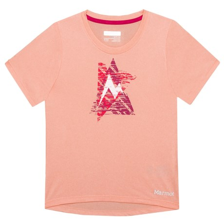 Post Time T-shirt - Upf 30, Short Sleeve (for Girls)