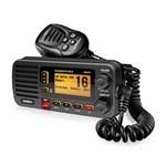 """Uniden UM415BK Brand New Includes Three Year Warranty, The Uniden Oceanus D UM415 is a water-resistant, portable VHF Marine radio that delivers great performance under the most extreme weather conditions"
