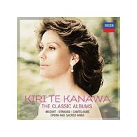 Kiri Te Kanawa: The Classic Albums (Music CD)