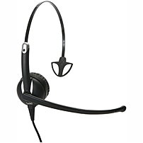 Vxi Envoy Uc Headset - Mono - Usb - Wired - 32 Ohm - 20 Hz - 20 Khz - Over-the-head - Monaural - Supra-aural - Noise Cancelling Microphone 203353