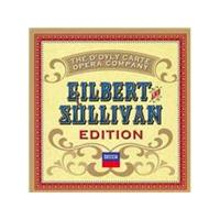 D'Oyly Carte Opera Company: Gilbert and Sullivan Edition (Music CD)