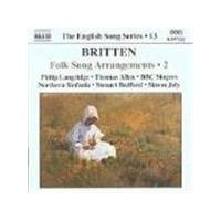 Britten: Folk Song Arrangements, Vol 2