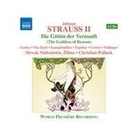 Johann Strauss II: Die G�ttin der Vernunft (Music CD)