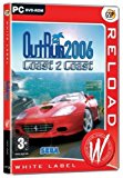 Outrun 2006 Coast 2 Coast Ferrari SEGA PC DVD-ROM GSP White Label