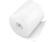 PM Company Paper Rolls, One-Ply Cash Register/POS, 3
